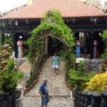 New temple near Nha Trang