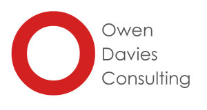 Owen Davies Consulting logo - Abergavenny