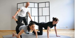 Personal Training Gruppe