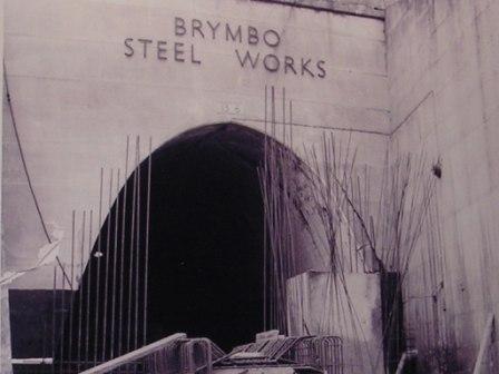 Brymbo Steel Works Website