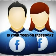 Is Your Teenager on Facebook?