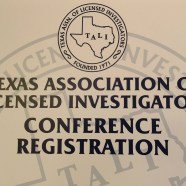 The TALI Winter Conference 2015