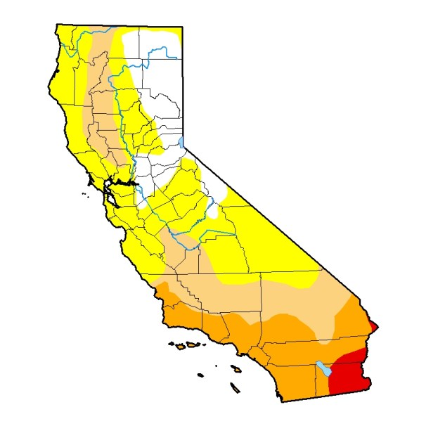 Drought Monitor for 7-5-18