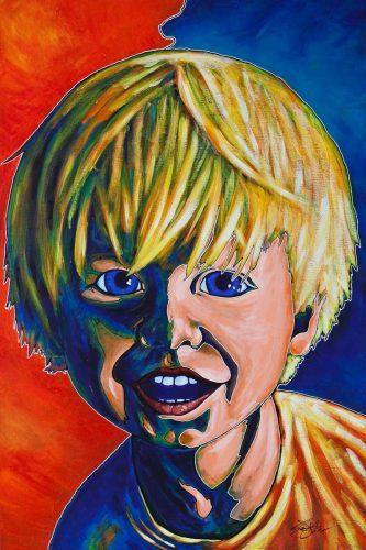 Blythe -- Owen York Art