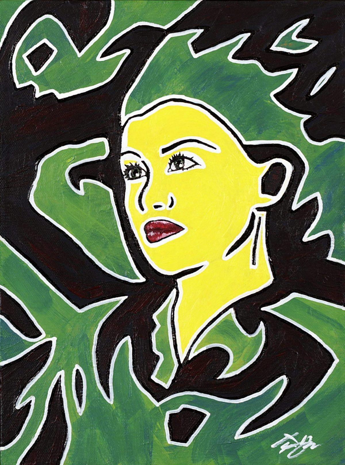 Owen York Art - Portrait
