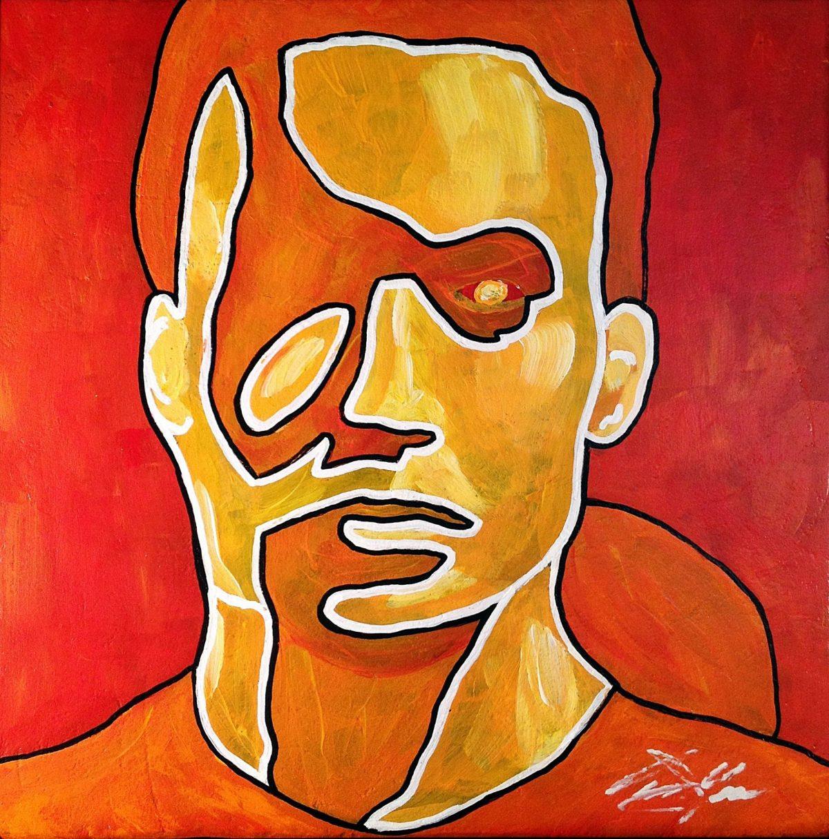 Owen York Art - Mike Patton