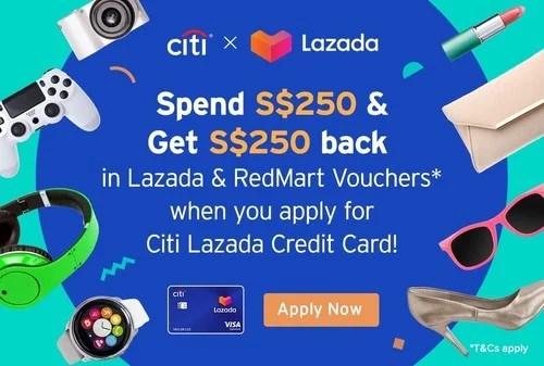 Citi Lazada Promotion