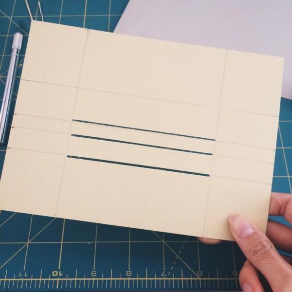 DIY Envelope Address Template