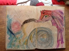 Kid's drawings Marissa 2