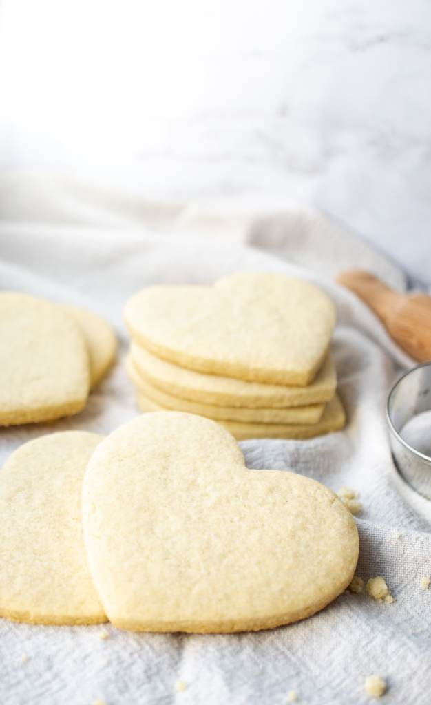 These are the best gluten-free sugar cookie cut outs.