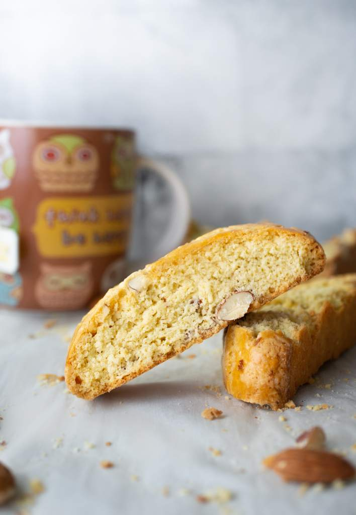 Almond Biscotti hero