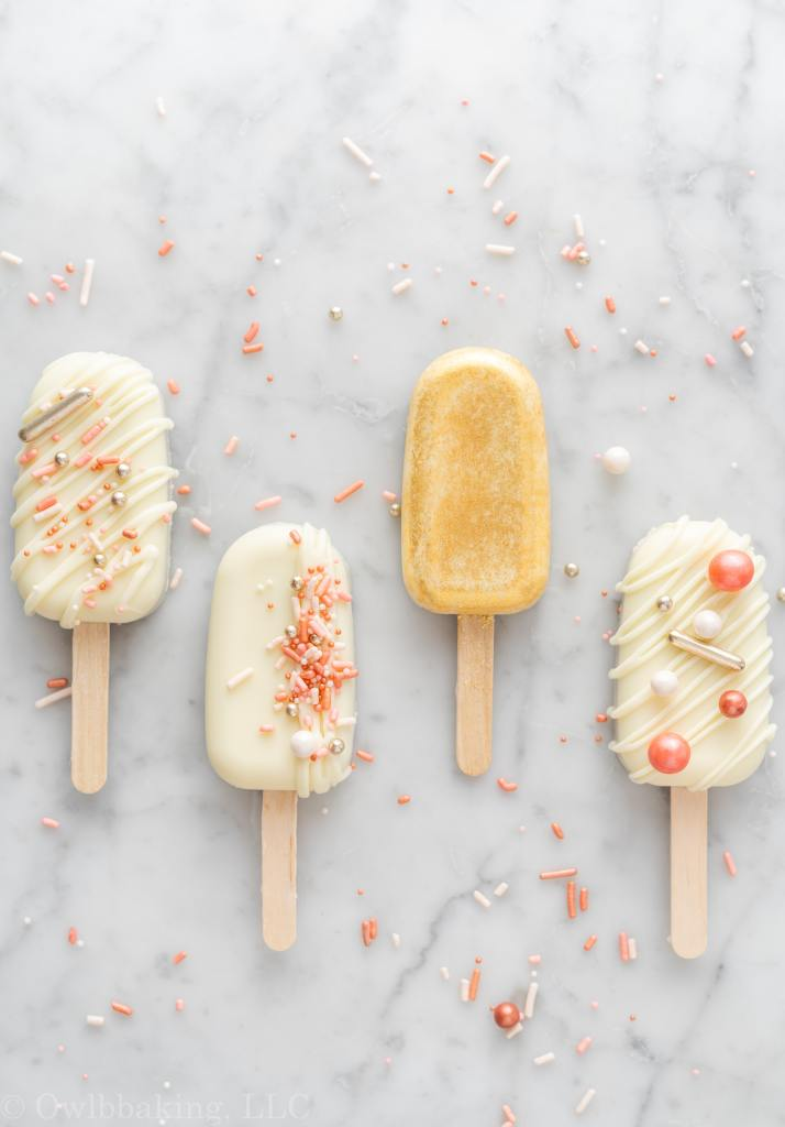 Cakesicles_white with pink sprinkles on marble_v2