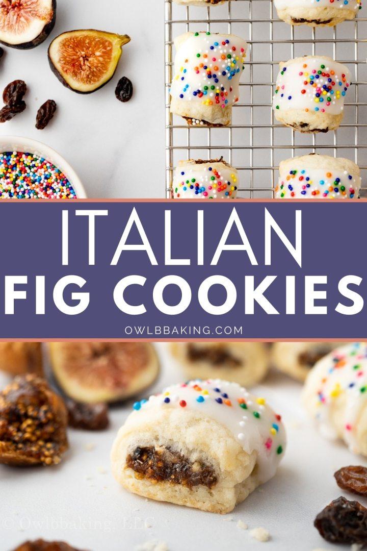 Italian Fig Cookies (Cuccidati)