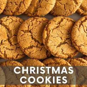 Christmas Cookies & Dessert Recipes