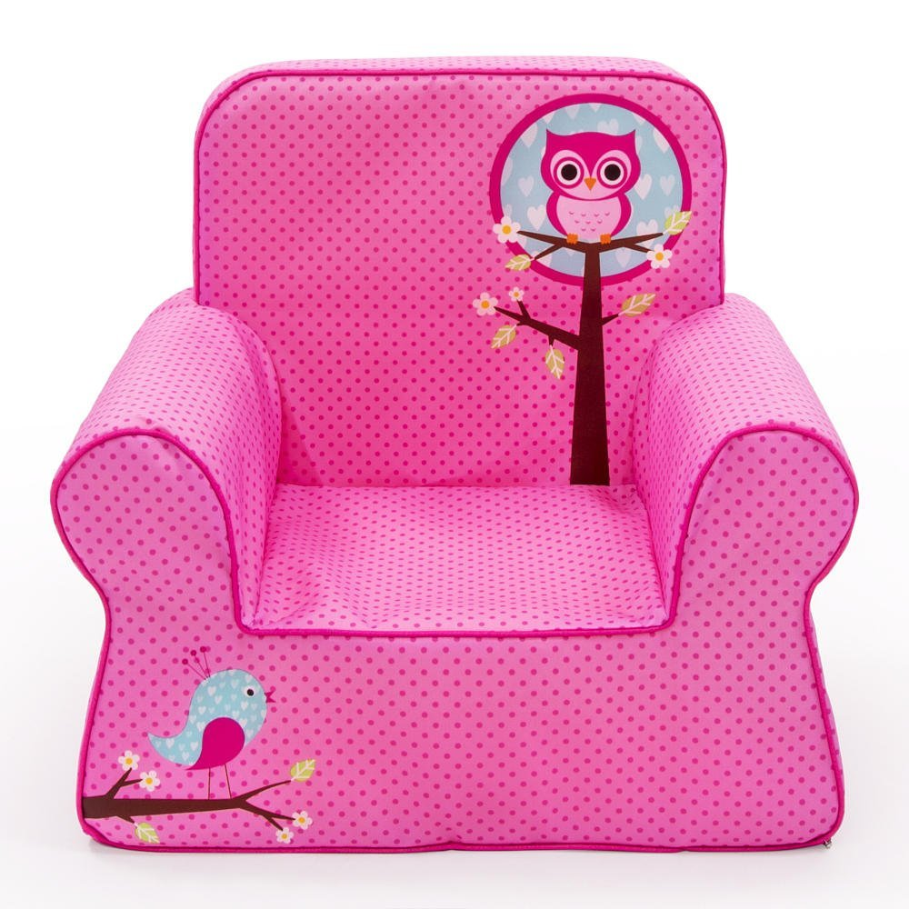 Owl Chair Comfy Owl Theme Armchair For Girls Room Owl Delights