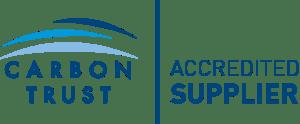 Accredited supplier logo