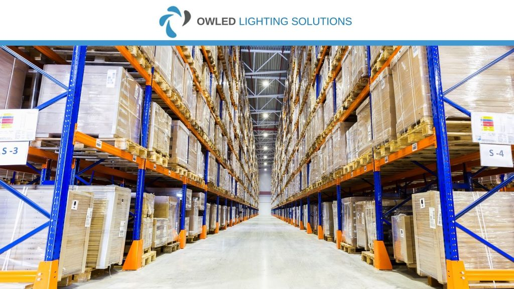 Image of Owled industrial LED lighting