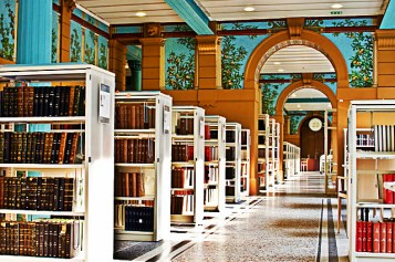 Sorbonne Library, Paris