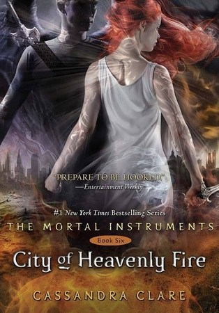 City of Heavenly Fire - Cassandra Clare 3
