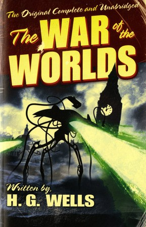 War of the Worlds - H. G. Wells 12