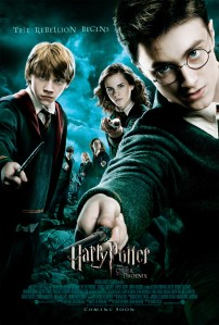 Harry Potter - movie adaptations 5