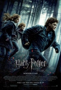 Harry Potter - movie adaptations 7