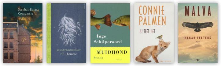 Fintro Literatuurprijs - The shortlist 6