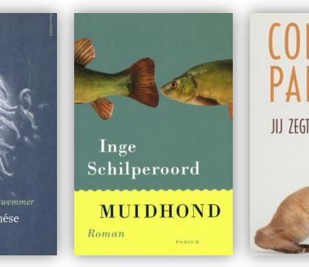 Fintro Literatuurprijs - The shortlist 6