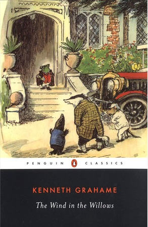 The Wind in the Willows - Kenneth Grahame 6