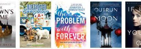 New releases: May 2016 - young adult 6