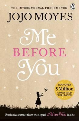 Me Before You - Jojo Moyes 9