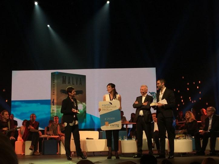 Fintro Literatuurprijs - The award show 2
