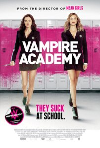 Vampire Academy Movie Adaptation Owlish Books