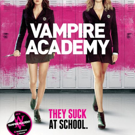 Vampire Academy - movie adaptation 12
