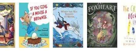 New releases: October 2016 - childen's books 3