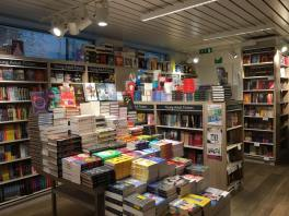 The YA section at Foyles