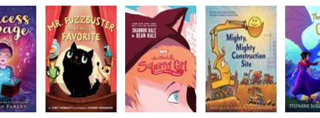 New releases: February 2017 – children's books 3