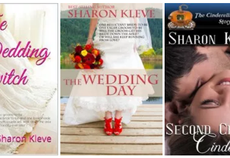 Short & sweet romances by Sharon Kleve 6