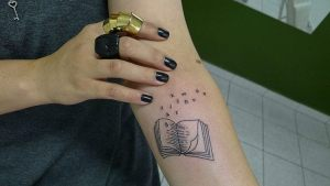 Quiz Which Literary Tattoo Should You Get Owlish Books Movies