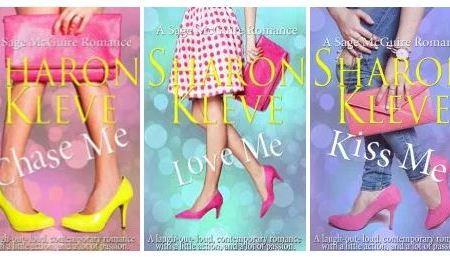 Sage McGuire Romances - Sharon Kleve 18
