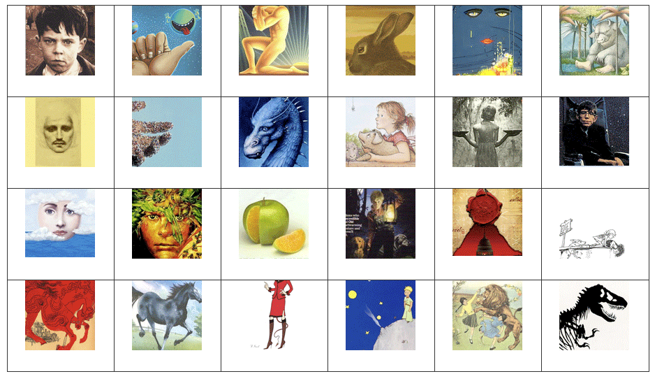 Book Cover Graphism Quiz : Quiz can you name the books below from portion of