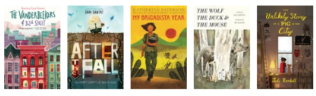 New releases: October 2017 - children's books 24