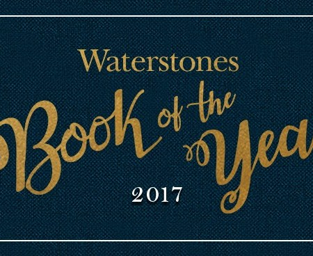 Waterstones Book of the Year 2017 3