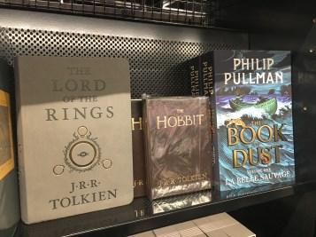 Tolkien! Pullman!