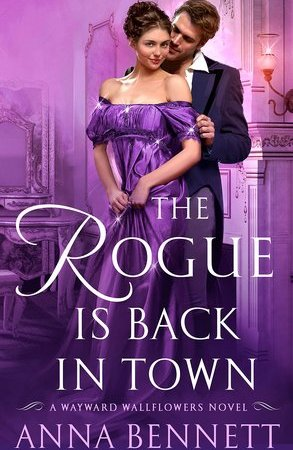 The Rogue is Back in Town - Anna Bennett 12