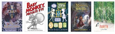 New releases: February 2018 - children's books 3