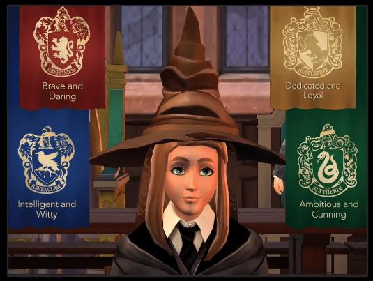 Game: Harry Potter – Hogwarts Mystery 5
