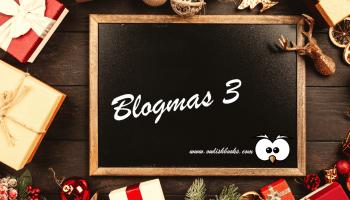 Blogmas 3 comic books
