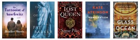 new releases historical fiction september 2018
