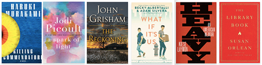 New releases: October 2018 - best books of the month 1